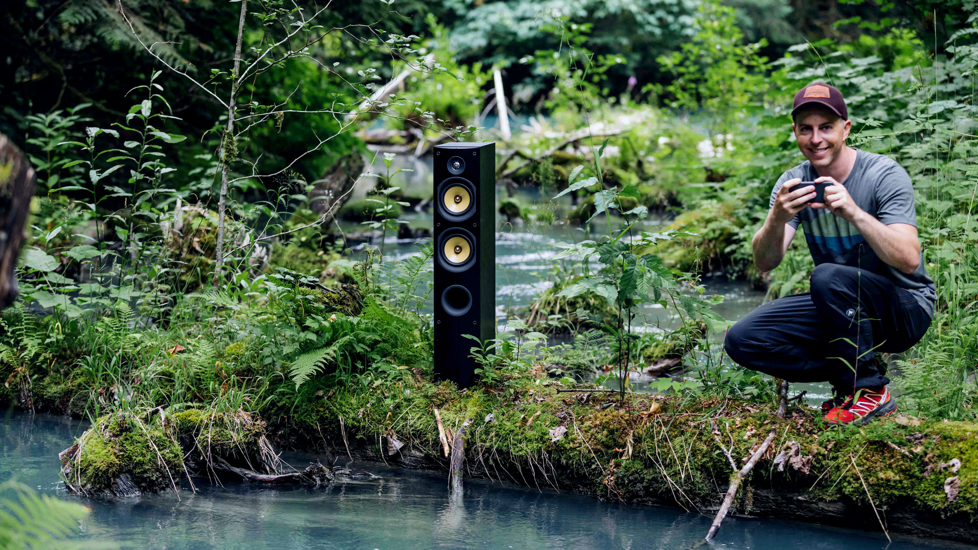 PSB Speakers Rob Nelson True To Nature Imagine Tower