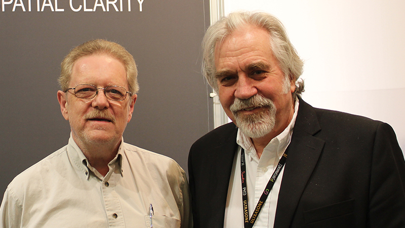 Paul Barton and David Morrison