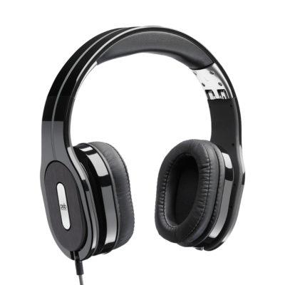 A pair of Black M4U 2 Headphones