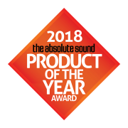 """2018 the absolute sound """"Product Of The Year"""" Award"""