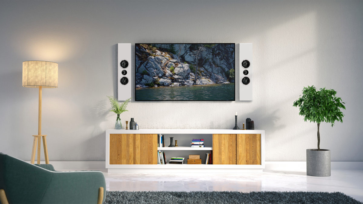 PWM 1 No Grill with wood credenza